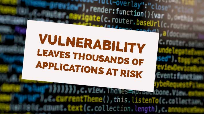 RCE via jQuery File Upload Vulnerability leaves Thousands of