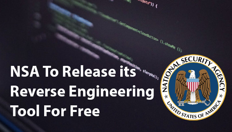 NSA To Release its Reverse Engineering Tool For Free | My